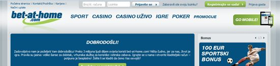 bet-at-home kladionica